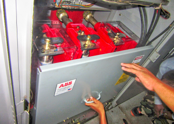 Installation of Vacuum Circuit Breaker